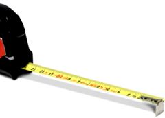 Рулетка Polermo 15-092 5м-25мм