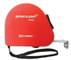 Рулетка Бригадир Standart EASY 5м (63346000)