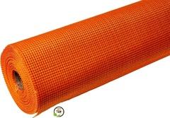Сетка стеклотканная 5*5 оранж.