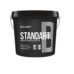 Штукатурка декоративная Kolorit Standart B база LAP 15кг