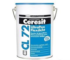 Эпоксидная гидроизоляционная смесь Ceresit CL 72 FlexPrimer 10 кг