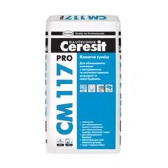 Клеющая смесь эластичная Ceresit СМ117 PRO 27 кг
