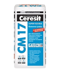 Клеющая смесь высокоэластичная Ceresit СМ17 25 кг