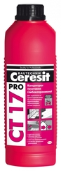Глубокопроникающая грунтовка Ceresit СТ17 PRO 1л