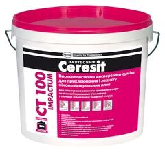 Клеящая смесь Ceresit CT 100 Impactum для ППС 25кг