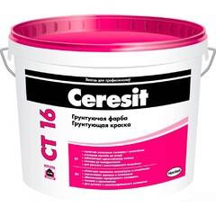 Грунтующая краска Ceresit СТ16 5л
