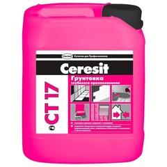 Глубокопроникающая грунтовка Ceresit СТ17 10л