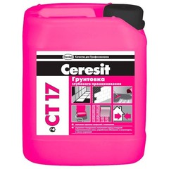 Глубокопроникающая грунтовка Ceresit СТ17 5л