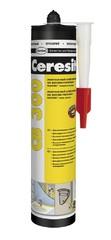 Монтажный клей-герметик на основе полимера Flextec® прозрачный Ceresit CB300 400гр