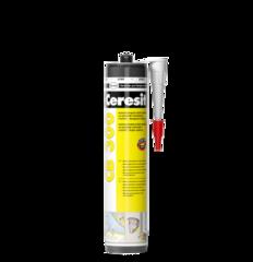 Монтажный клей-герметик на основе полимера Flextec® белый Ceresit CB300 400гр