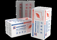 Экструдированный пенополистирол XPS SWEETONDALE CARBON ECO 1180х580х40мм (упаковка 10шт)