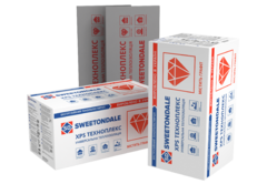 Экструдированный пенополистирол SWEETONDALE Техноплекс 1180х580х100мм (упаковка 4шт)