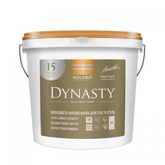 Краска интерьерная Kolorit Dynasty база А 9л