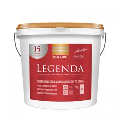 Краска Legenda Колорит, базис C 4,5л