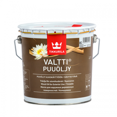 Масло для дерева Валтти ТИККУРИЛА, базис ЕС 2,7л