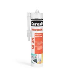Герметик универсальный силиконовий Ceresit CS24TR прозрачный 280 мл