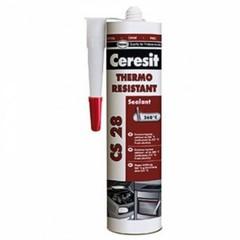 Герметик термостойкий Ceresit CS 28 300мл