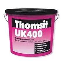 Клей для линолеума и ковролина Thomsit UK 400 14 кг