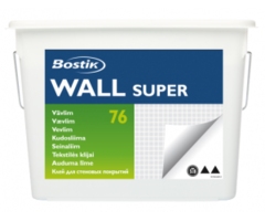 Клей Wall Super 76 Bostik 15л