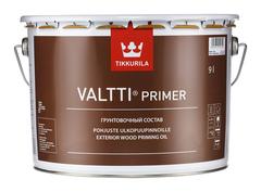 Бесцветный грунтовочный антисептик Валтти Праймер ТИККУРИЛА 2,7л