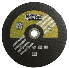 Круг отрезной по металлу WERK 230х2,5х22,2