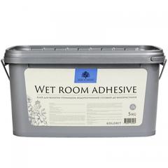 Клей для обоев Колорит Wet Room Adhesive 5 кг